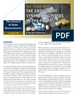 The Growth of Synthetic Opioids in the South