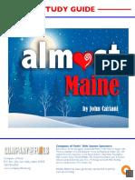 Cof Almost Maine Study Guide