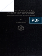 Melanchthon and patristic thought  the doctrines of Christ and G.pdf