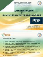 Subcontratación (DCH2014)