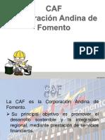 DIAPOSITIVAS - CORPORACION ANDINA DE FOMENTO