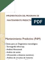 Programa Mantenimiento Predictivo