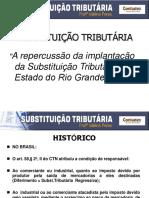 Substituicao Tributaria Fora do Estado.ppt