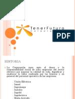 Corporacion TenerFuturo - Portafolio 2020