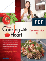 Simple Cooking with Heart Demo Kit