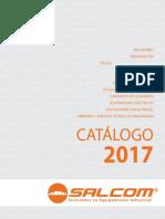 Salcom - Catálogo 2017