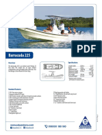 Barracuda 225