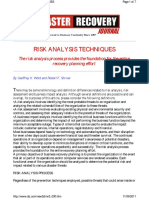 Risk analysis techniques.pdf