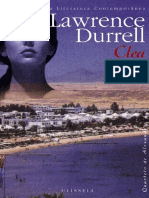Clea - Lawrence Durrell