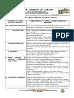 SGO-PAR-Template-of-an-Action-Research-Proposal