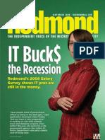 2008 Redmond Salary Survey