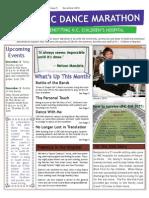 UNC-DM December Newsletter