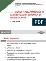 ASEFIE Murillo Tendencias y caracteristicas de la investigación educativa en Iberoamerica.pptx