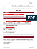 Tokyo 2020_Qualification system_Volleyball_eng