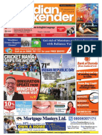 The Indian Weekender, Friday, January 31, 2020 Volume 11 Issue 44