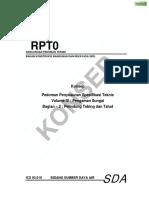 SDA RPT0. Konsep. Pedoman Penyusunan Spesifikasi Teknis Volume IV _ Pengaman Sungai. Bagian 2 _ Pelindung Tebing dan Talud.pdf