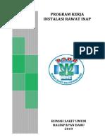 2019 - PROGRAM KERJA INSTALASI RAWAT INAP.docx