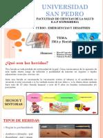 exposicion IMA Y HERIDAS.pptx