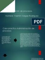 CASO PRACTICO UNIDAD 1 ADMINISTRACION DE PROCESOS UNIDAD 1.pptx
