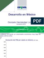 01-12-10 Desarrollo en Mexico
