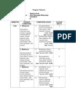 PROGRAM TAHUNAN KLS 4.doc