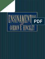 Ensinamentos de Gordon b Hincley