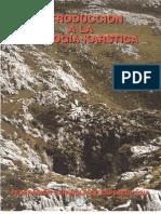 Geología Kárstica (1995) Federación Española Espeleología