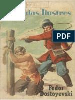 Vidas Ilustres 028 Fedor Dostoyevski