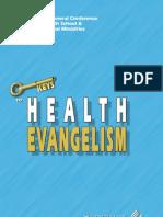 Health Evangelism booklet