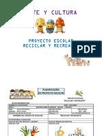 PROYECTO MATERIAL RECICLADO
