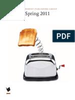 IPG Spring 2011 General Trade Catalog