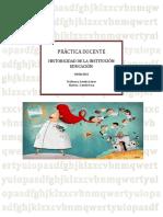 historicidad de la institución pdf