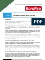 Eurofire Training Ef6 Ignition