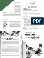 A Doenca de Alzheimer