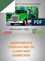 Curso de Capacitacion Camiones KWT800