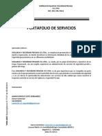 PORTAFOLIO SERVICIOS