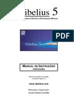SIBELIUS 5 - Manual completo