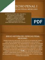 DERECHO PENAL I DIAPOSITIVA
