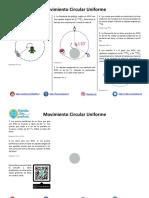 Movimiento Circular Uniforme - Ejercicios Propuestos PDF.pdf