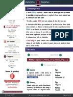 Ficha Técnica - TREATAS Justiciero del Data Lineage