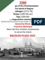 Evangelization -Negros