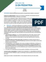 PD85- Fármacos en pediatría- Dr. Pérez