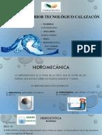 hidromecánica