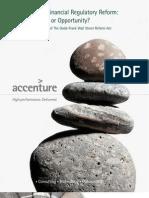Accenture US Financial Regulatory Reform