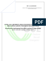 Guida Web Gse Nuovo Decreto