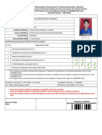 Exam Form Application of Candidate for.pdf