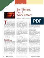 Smart, Part I - Work Smart