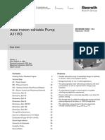 A11VO specification.pdf