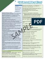 IFT-CFA-Level-I-Facts-and-Formula-Sheet-2018-SAMPLE