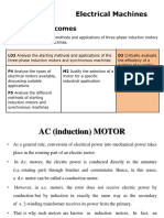 Induction Motor Construction and Operation